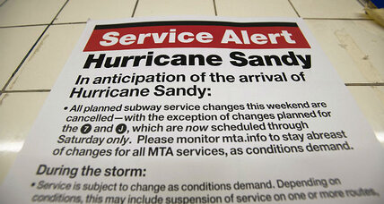 Hurricane Sandy: Were government warnings confusing?