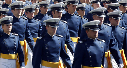 Air Force brawl: Unofficial Academy tradition results in melee, 27 injuries
