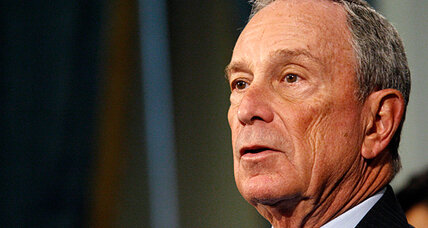 Sandy's political impact: Citing climate change, Bloomberg endorses Obama (+video)