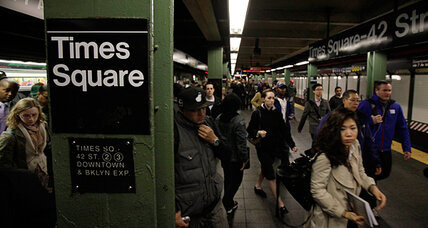 New York subways roll, but road to recovery will be long ... and costly