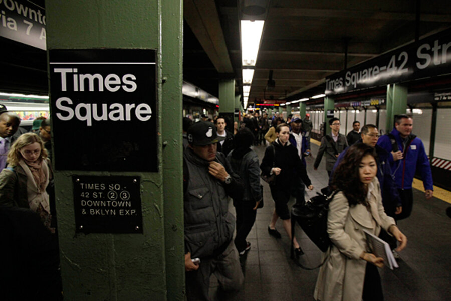 New York Subways Roll But Road To Recovery Will Be Long
