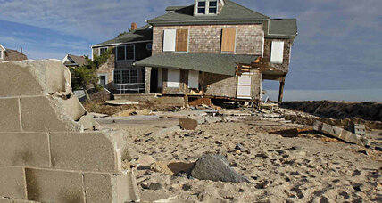 Five insurance lessons from Sandy