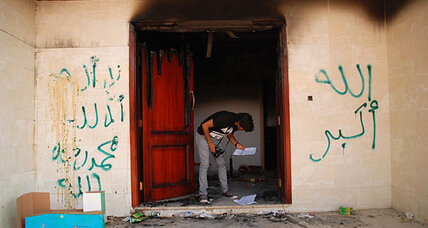 Benghazi fallout: CIA reveals secret intelligence hub was nearby