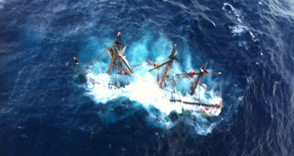 Coast Guard scrutiny on the Bounty's sinking begins, investigation expected to last months