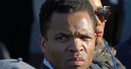 Rep. Jesse Jackson Jr. beset by difficulties, but Election Day isn't one
