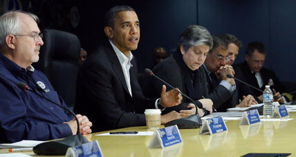 Obama vows red tape won't hinder Sandy recovery