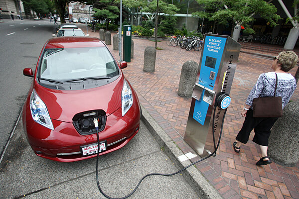 Assessing Sandy Are Electric Cars A Better Bet In Emergencies