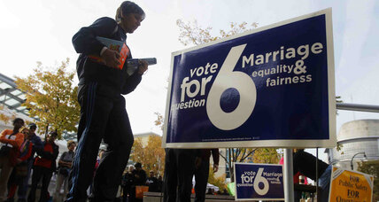 Gay marriage in Maryland: A state divided
