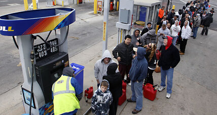 Gas prices' big fall: sharpest drop in almost 4 years
