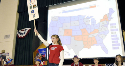 Four curious outcomes if the Electoral College ends in a tie