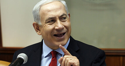 Netanyahu campaign strategy? Put Iran center stage.