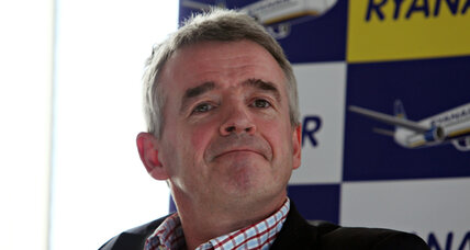As Europe scrimps, budget airline Ryanair soars