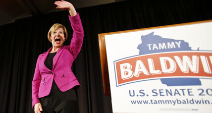 Wisconsin: Tammy Baldwin helps Democrats retain US Senate seat
