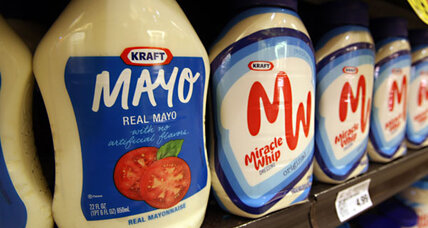 Kraft Foods profits rise after recent split