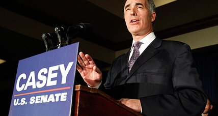 Senator Casey prevails against GOP newcomer and 'war on coal'