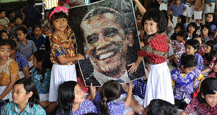 Indonesia responds to Obama's win: He's still our 'Menteng Kid'