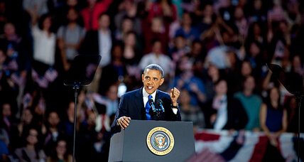 Election results 2012: Does Obama's historic victory give him a mandate? (+video)