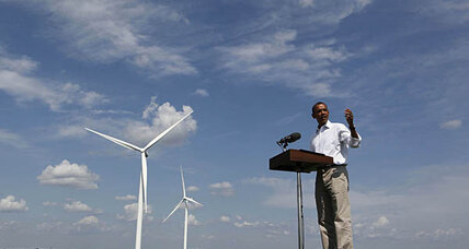 US energy future back in Obama's hands