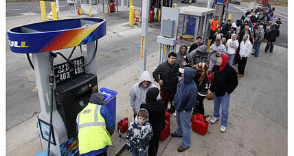 Gray market forms as fuel shortages continue in northeast
