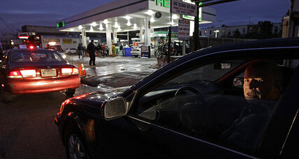 New York City, Long Island will ration gas