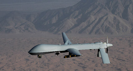 Iran targets unarmed US drone (+video)