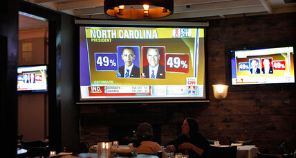 On Election Night, score a victory for traditional media