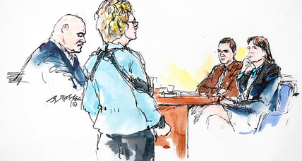 Giffords faces Ariz. shooter in court, Loughner receives life sentence (+video)