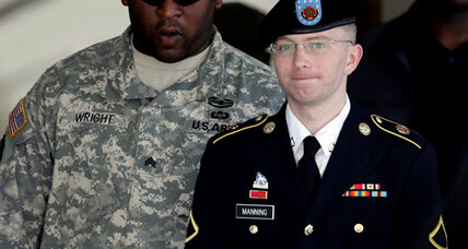 Pfc. Bradley Manning offers guilty plea in Wikileaks case