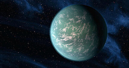 What sets newly found super Earth apart? It's simple as night and day.