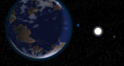 Newfound 'super-Earth' could be habitable for life