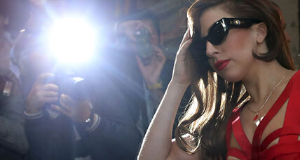 Lady Gaga donates $1 million to Sandy relief