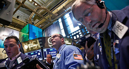 Stock market has tumbled since Obama reelection. Are investors angry?