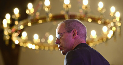 Who is new Archbishop of Canterbury Justin Welby?