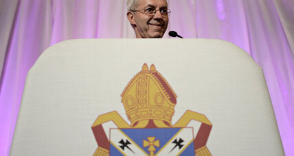 Africa warms to new Archbishop of Canterbury Justin Welby