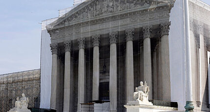 Supreme Court to rule on scope of federal powers in Voting Rights Act case