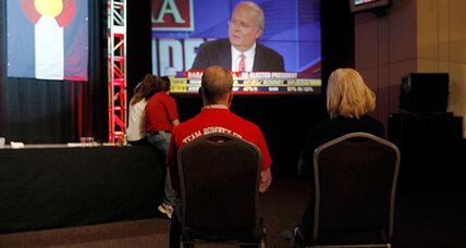 Election's No. 2 loser was Karl Rove, and Democrats are openly gleeful (+video)