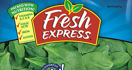 Spinach recall for Fresh Express. Are you affected?