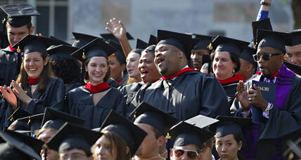 Student loans rise, boosting consumer credit