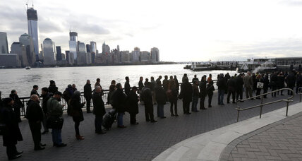 Two weeks after Sandy, commutes still chaotic