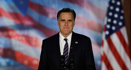 Might an idea from Mitt Romney save US from 'fiscal cliff'? (+video)
