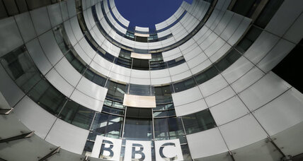 Amid scandal and new criticisms, BBC's news chief steps aside