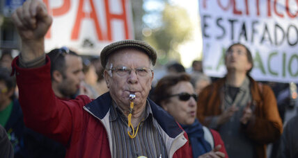 Following public outcry, Spain suspends evictions of those hit by economic crisis