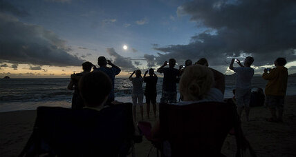 Solar eclipse delights Queensland (+video)