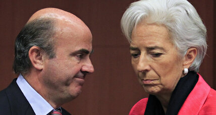 Eurozone, IMF clash over Greek debt as deadline looms