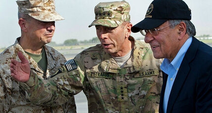 Petraeus scandal: 'Wouldn't call it welcome,' says White House