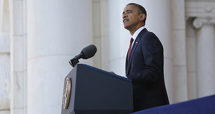 Obama should aim high in deficit negotiations