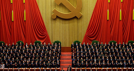 Where are China's women leaders?
