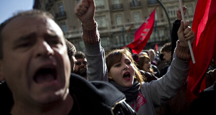 Anti-austerity strikes rack Europe, but will they foment change?