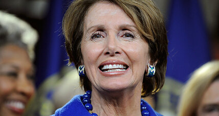 Why Nancy Pelosi wants to stay on as House minority leader
