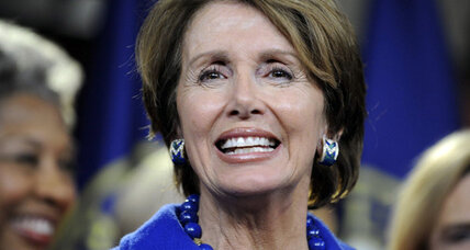 Should Nancy Pelosi rightfully be speaker of the House?